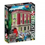 Cuartel General Cazafantasmas Playmobil Ghostbusters - 9219