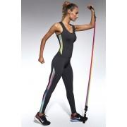 Cosmic női sport leggings fekete S