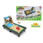 6-In-1 Sports Game Multi-Platform Sport Transformation Table Top Play Set Featuring Hockey, Basketball, Golf, Hockey and More