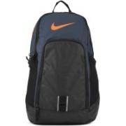 Nike NK ALPHA REV BKPK 11.02 L Backpack(Black, Blue)