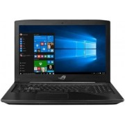"Laptop Gaming ASUS ROG GL503VM-FY007T (Procesor Intel® Core™ i7-7700HQ (6M Cache, up to 3.80 GHz), 15.6""FHD, 8GB, 1TB HDD @5400RPM, nVidia GeForce GTX1060 @3GB, Wireless AC, Tastatura iluminata, Win10 Home) + Antivirus BitDefender Plus 2018, 1 PC, 1 an, L"