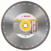 Диск диамантен за рязане Expert for Universal Turbo 350 x 25,40 x 2,2 x 12 mm, 2608603818, BOSCH