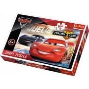 Puzzle Cars 3 - Cupa piston, 100 piese