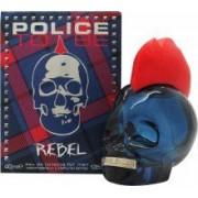Police To Be Rebel Eau de Toilette 40ml Sprej