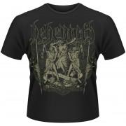 Tricou Behemoth: Slaves Shall Serve