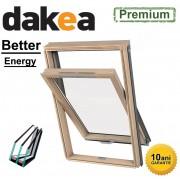 Fereastra mansarda + rama Better Energy Dakea