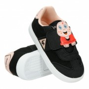 "Le Coq Sportif Tacleone Inf Animal Face Girl ""Black"""