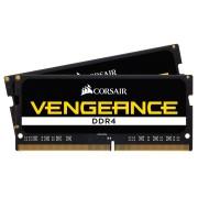 Memoria SODIMM DDR4 Corsair 8GB (2X4GB) 2666MHZ, CMSX8GX4M2A2666C18