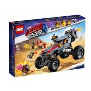 Set de constructie LEGO Movie Buggy-ul lui Emmet si al lui Lucy!