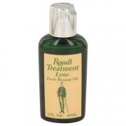 Royall Fragrances Royall Lyme Fresh Massage Oil 2 oz / 59.15 mL Skin Care 536069