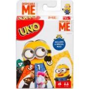 Set carti Mattel UNO Despicable Me FDV57