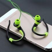 Audífonos Bluetooth Deportivos Inalámbricos, ST-001 ST 001 Auriculares Inalámbricos Para Deportes Con Cancelación De Ruido Auriculares Estéreo (verde)