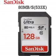 Sandisk SDSDUNC-128G Ultra 128GB Tarjeta De Memoria SDXC