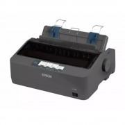 Imprimanta Matriciala A4 Epson LX-350, Rezolutie 240x144 DPI, Interfata USB, Paralel si Serial
