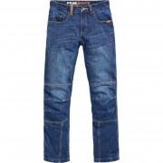 FLM Motorrad-Jeans Motorrad-Hose FLM Aramid/Baumwolljeans 2.0 blau 33/34 blau