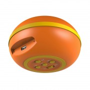 SPEAKER, GENIUS SP-906BT, 3W RMS, Bluetooth 4.1, Orange (31731070103)