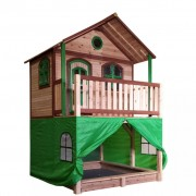 AXI Tent for Playhouse Plastic Green A030.186.00