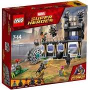 Конструктор Лего Супер Хироус - Нападение на Corvus Glaive, LEGO Marvel Super Heroes, 76103