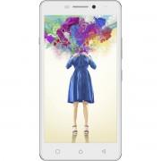 Telefon mobil LENOVO Vibe P1M 4G, 5'', RAM 2GB, Memorie 16GB, Camera 5MP/8MP, White