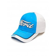 Ford Motor Blue & Grey Baseball Cap