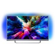 "Televizor LED Philips 125 cm (49"") 49PUS7503/12, Ultra HD 4K, Smart TV, Android TV, Ambilight LED, WiFi, CI+"
