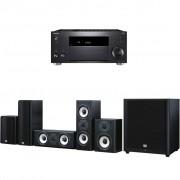 Pachet Receiver AV Onkyo TX-RZ820 + Boxe Onkyo SKS-HT978