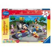 Puzzle Clubul Amuzant A Lui Disney, 100 Piese Ravensburger