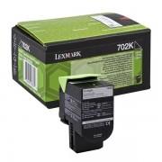 Lexmark 70C20K0 - 702K toner negro