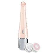 Perie pentru curatarea tenului Visa Pure SC5275/10, Acumulator, 2 Viteze, Lavabil