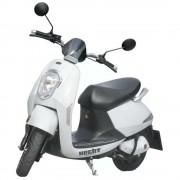HECHT CZECHY HECHT GRACE WHITE SKUTER ELEKTRYCZNY AKUMULATOROWY E-SKUTER MOTOR MOTOCROSS MOTOREK MOTOCYKL - OFICJALNY DYSTRYBUTOR - AUTORYZOWANY DEALER HECHT