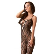 Mandy Mystery Open Catsuit - Large-Xlarge
