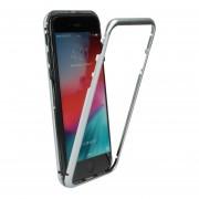 Funda para Iphone Xr Jyx Accesorios Magnética Bumper Aluminio - Plata
