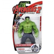 Avengers2 Action Figure Toy Hulk 20 cms with LED light