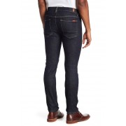 7 For All Mankind Paxtyn Skinny Jeans CDEC
