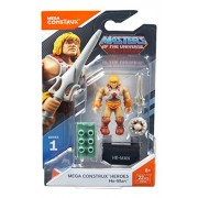 Mega Construx Heroes Series 1 Masters of the Universe He-Man Figure