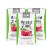 SlimJOY WaterOut Strong - Acelera a perda de peso com a bebida sabor a framboesa. 3x 10 saquetas