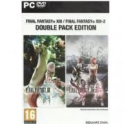 Final Fantasy XIII Double Pack (съдържа Final Fantasy XIII и Final Fantasy XIII-2), за PC