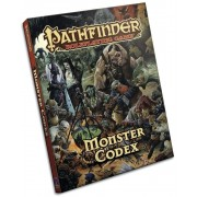 Pathfinder Roleplaying Game: Monster Codex, Hardcover