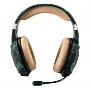 Trust GXT 322C Auscultadores com Microfone Camuflados