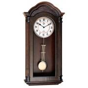 Luxusní dřevěné kyvadlové hodiny JVD N9353.1 stylu francouzké Provence