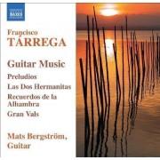 J. Tarrega - Guitar Music (0747313236572) (1 CD)