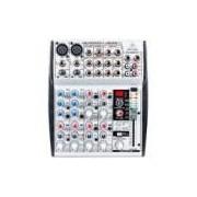 Ub1002fx - Mesa De Som / Mixer 10 Canais Eurorack Ub 1002 Fx - Behringer