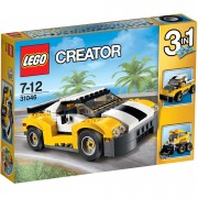 LEGO Creator: Fast Car (31046)