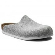 Papuci de casă BIRKENSTOCK - Amsterdam 0559113 Grey