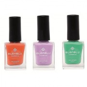 Rustic Decay Princess Rule and Allure 9.9ml Each Elenblu Matte Nail Polish Set of 3 Nail Polish
