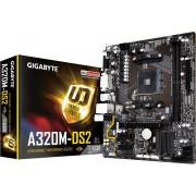 Gigabyte GA-A320M-DS2 moederbord Socket AM4 AMD A320 Micro ATX