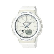 Casio Baby-G Standard Analog-Digital Montre BGS-100-7A1 - Blanc