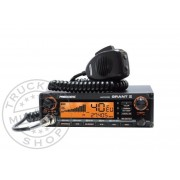 CB rádió PRESIDENT GRANT II ASC Multistandard