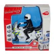 Polis Motorcykel Svensk