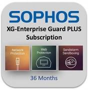 Sophos NS1Z0CTEA / NS1Z1CTEA / NS1Z2CTEA / NS1Z3CTEA XG 106 & XG 106w EnterpriseGuard Plus con Soporte Mejorado Renovación, 36 Month